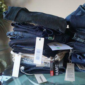 15 Pairs of Diesel Denim Jeans NWT